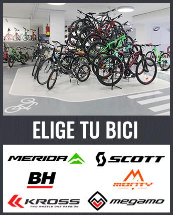Te ayudamos a elegir tu bici